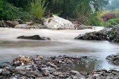 Water foam Stock Photo