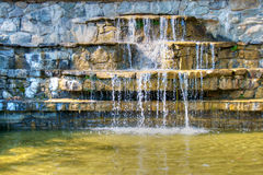 Water fountain Royalty Free Stock Photography