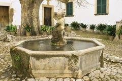 Water fountain Royalty Free Stock Photos