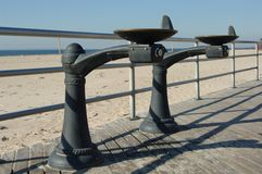 Water Fountain, Coney Island Royalty Free Stock Photography