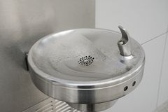 Water fountain for drinking Royalty Free Stock Photography