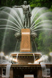 Water Fountain, Hyde Park, Sydney, Australia. Stock Image