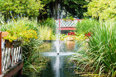 Water fountain Royalty Free Stock Images