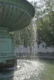 Water Fountain in Munich Royalty Free Stock Photo