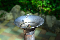 Water Fountains Royalty Free Stock Photography