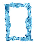 Water Frame Royalty Free Stock Images