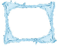 Water frame Royalty Free Stock Image