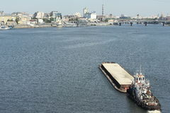 Water freight Royalty Free Stock Images