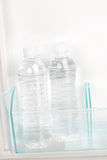 Water in Fridge Royalty Free Stock Photos