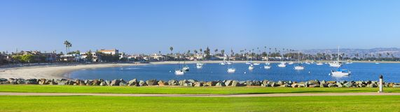 Water front - San Diego Royalty Free Stock Images