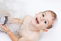 Water fun stock images