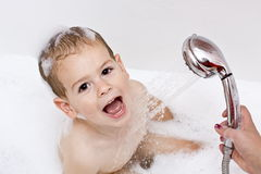 Water fun royalty free stock images