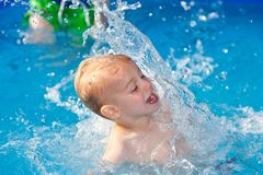 Water Fun Royalty Free Stock Photos