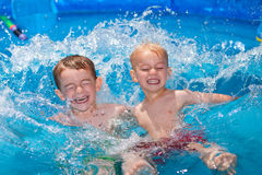 Water Fun Stock Photography