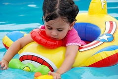 Water fun Royalty Free Stock Image