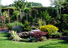 Free Water Garden Stock Photography - 10224692