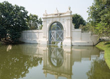 Water gate Stock Images