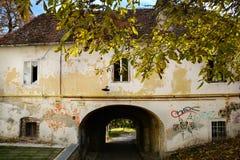 Free Water Gate On Fortress Hill Cetatuia In Cluj Napoca Stock Photo - 89575490