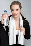 Water Girl Stock Images