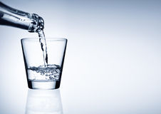 Water Glass Royalty Free Stock Image
