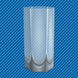 Water glass concept background, realistic style Royalty Free Illustration