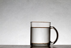 Water Glass Mug Royalty Free Stock Photography