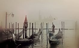 Water, Gondola, Waterway, Calm Stock Photos
