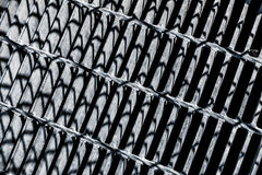 Water grating Royalty Free Stock Photography