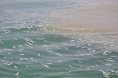 Water in great lakes Stock Photography
