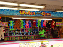 Water Gun Game Stock Images