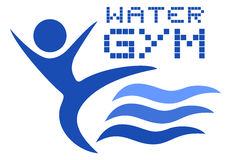 Water gym Stock Photography