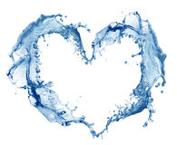 Free Water Heart Royalty Free Stock Image - 12733956