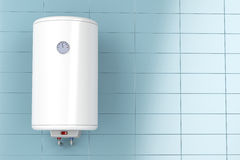 Water heater Royalty Free Stock Images