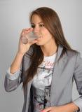 Water het drinken Stock Fotografie