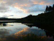 Water in het Park van Galloway Stock Fotografie
