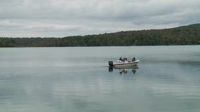 Water hobbies (2 of 7). A view or scene on the water stock video footage