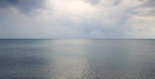 Water horizon Royalty Free Stock Photos