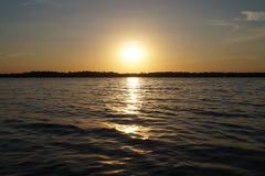 Water, Horizon, Sky, Waterway stock images