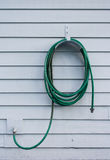 Water hose Stock Photo