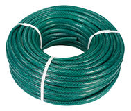 Water hose, isolated Stock Photos
