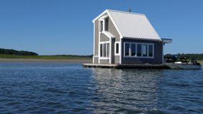Water House Stock Photography