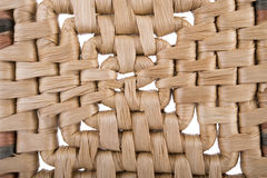 Water hyacinth weave as background Stock Photo