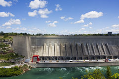 Water Hydro Dam Stock Photos