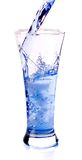 Water and ice Royalty Free Stock Photos