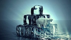 Water, Ice, Still Life Photography, Melting Stock Photo