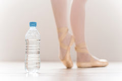 Water is important part of training. Stock Image