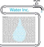 Water inc Royalty Free Stock Image