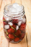 Water Infusions Stock Image