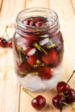 Water Infusions Stock Photo