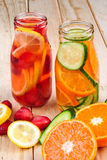 Water Infusions Royalty Free Stock Images